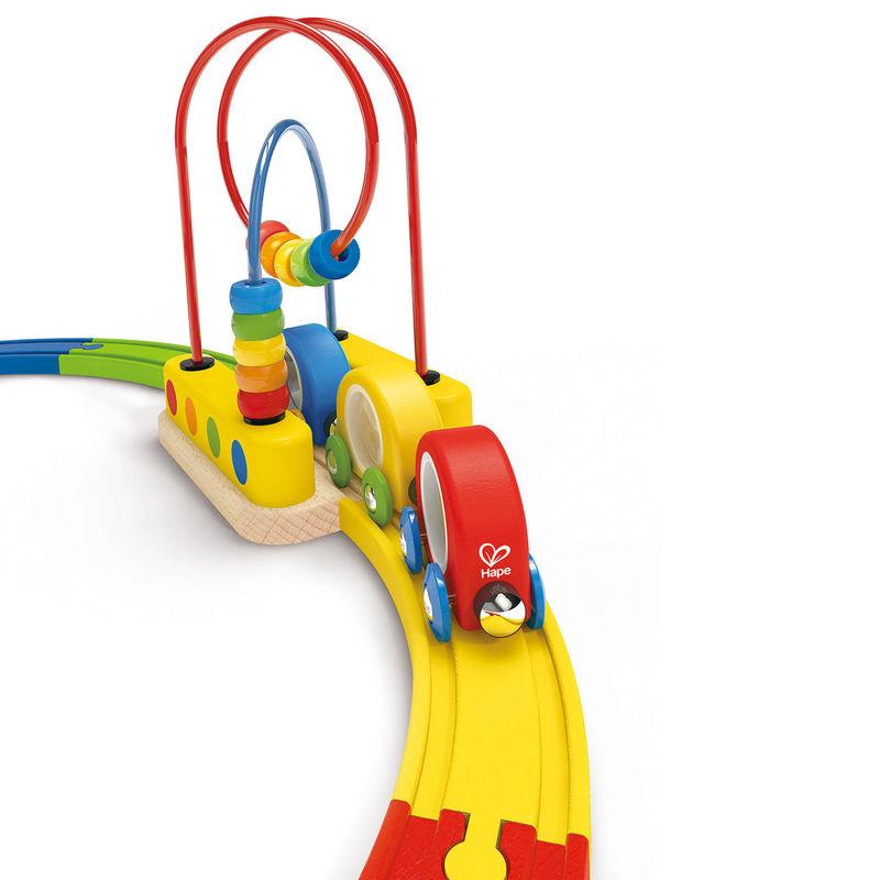 Musical Rainbow Railway E8124 Hape Toys